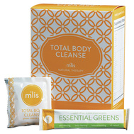 M'lis Total Body Cleanse, Mlis Total Body Cleanse